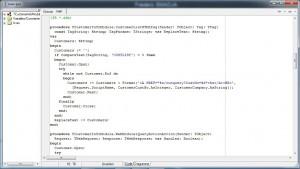 Code source Delphi