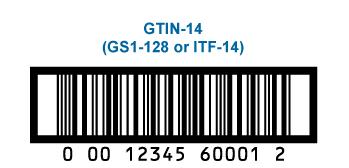 Le logiciel permet de gérer et de créer les GTIN-13, GTIN-14 et EAN 128 associés aux colis et palettes